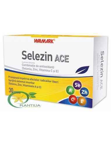 Selezin ACE 30 tablete Walmark, Selezin ACE 30 tablete Walmark Selezin ACE este un produs modern, o combinaţie de minerale și vi