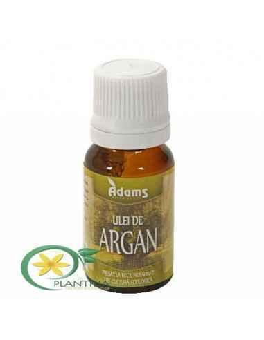 """Ulei de Argan 10 ml Adams Vision, Ulei de Argan 10 ml Adams Vision Cunoscut de comunitatea marocana ca """"Arborele Vietii"""" sau """"A"""