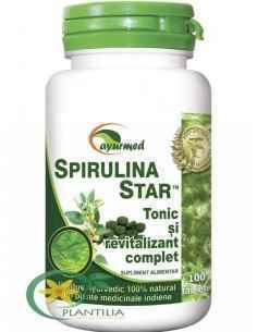 Spirulina Star 100 tablete Star International