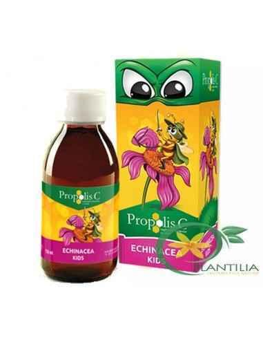 Sirop Propolis C Echinacea Kids 150 ml + Magnet Cadou Fiterman Creste rezistenta organismului copiilor.