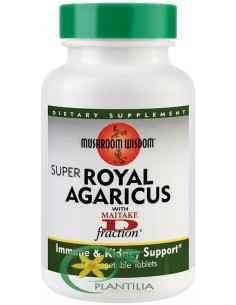 Super Royal Agaricus 120 tablete Secom