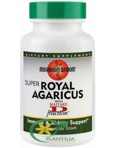 Super Royal Agaricus 120 tablete Secom