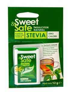 Indulcitor natural Sweet&Safe 200 cpr Sly Nutritia