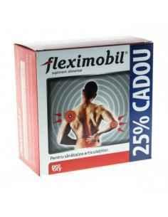 Fleximobil 2 cutii x 60 capsule cu 25% gratis Fiterman