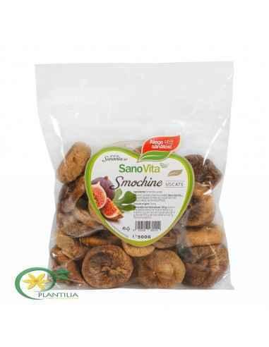 Smochine Uscate 500 g SanoVita Sunt cunoscute pentru efectul remineralizant şi tonifiant asupra organismului, fiind o sursă bun