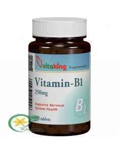 Vitamina B1 250 mg 100 cpr Vitaking