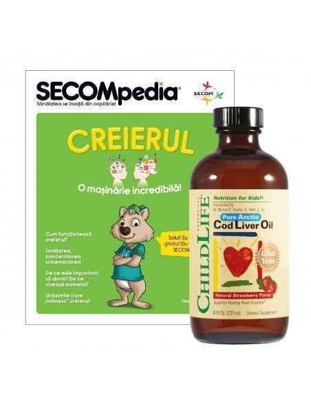 Cod Liver Oil 237ml ChildLife