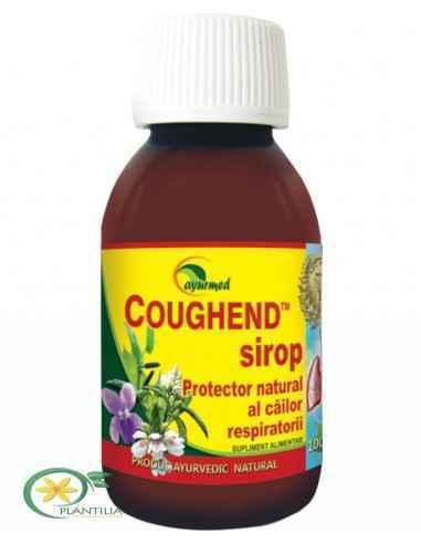 Coughend Sirop 100 ml Ayurmed