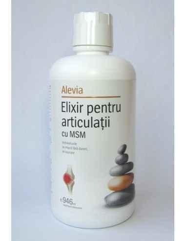 Elixir pentru articulații cu MSM 946 ml Alevia