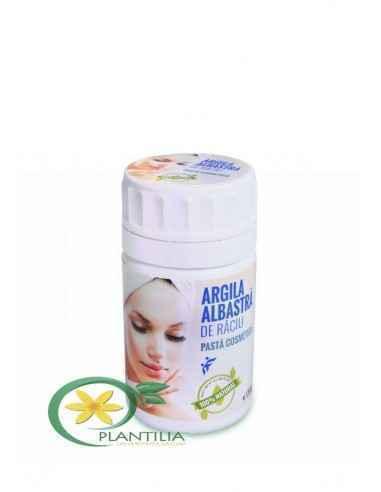 Argila Albastra de Raciu Pasta Cosmetica 200 gr Produsul contine 200 gr. de pasta obtinuta prin amestecul Argilei Albastre de Ra