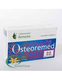 Osteoremed 30 cpr Laboratoarele Remedia