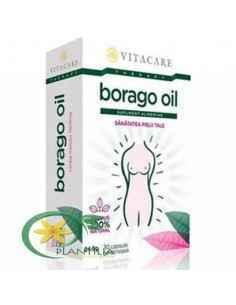 Ulei de Borago (Limba Mielului) 30 cps VitaCare