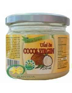 Ulei de Cocos Virgin 250 ml Herbavit