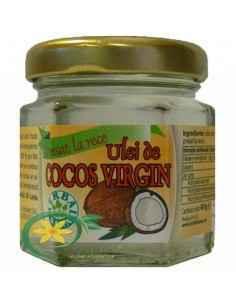 Ulei de Cocos Virgin 40 ml Herbavit