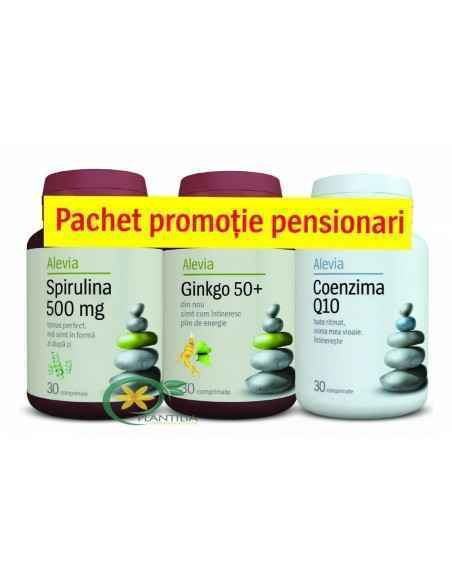Pachet pensionari Alevia