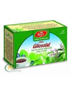 Ceai Glicostat 20 plicuri Fares