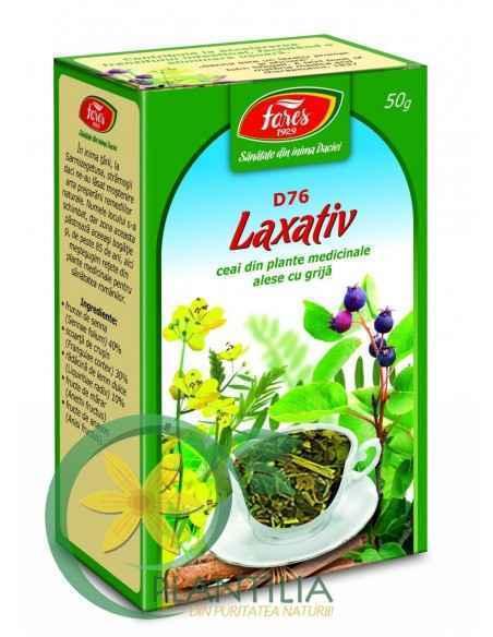 Ceai Laxativ 50 g Fares