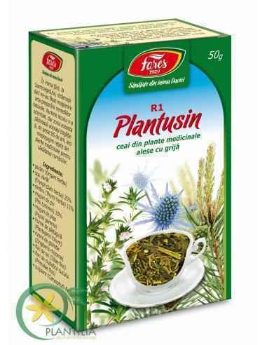 Ceai Plantusin R1 50 g Fares