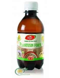 Sirop Plantusin Forte 250 ml Fares