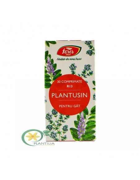 Plantusin pentru Gat 30 cpr Fares