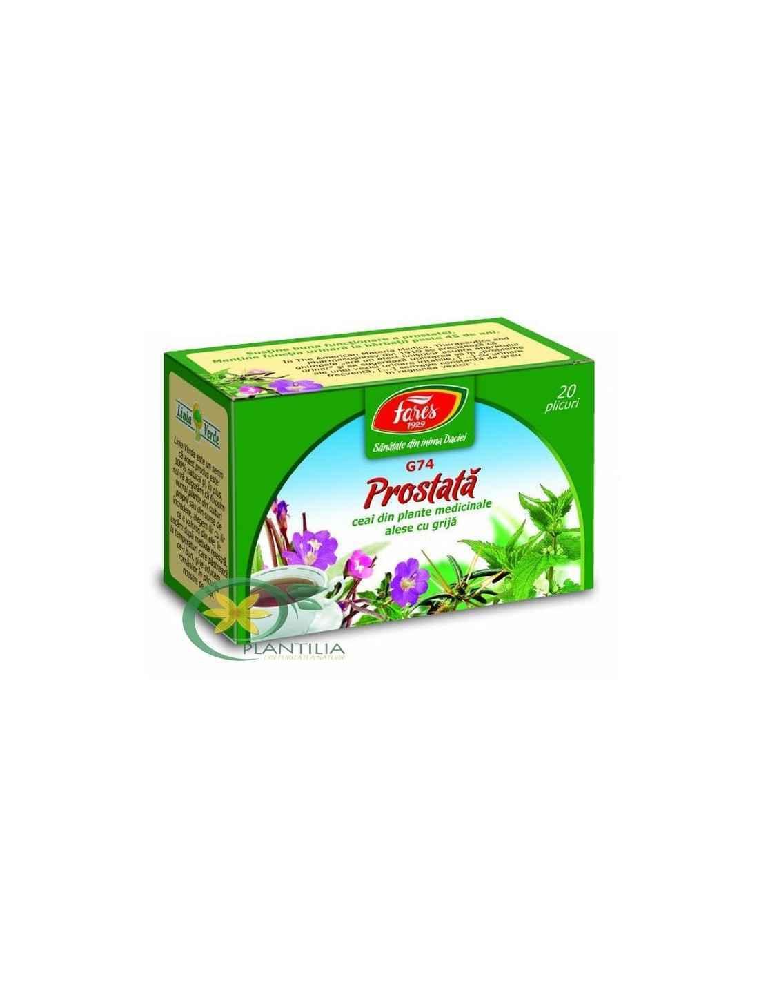 Ceaiul Prostata | prostatita.adonisfarm.ro