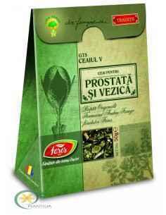 Ceaiul V G75 pentru Prostata si Vezica 50 g Fares