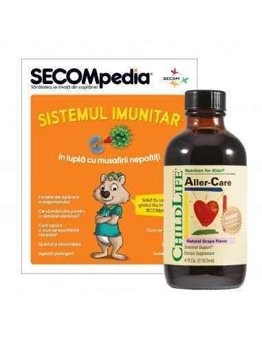 Aller-Care 118.50ml (gust de struguri) ChildLife