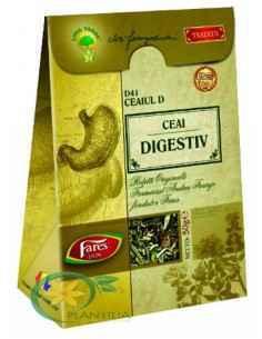 Ceaiul D D41 Digestiv 50 g Fares