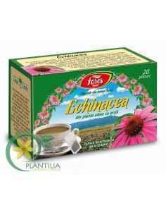Ceai Echinacea 20 plicuri Fares