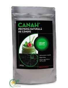 Pudra proteica de canepa CANAH 500g