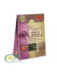Ceaiul G Ceai Pentru Fiere si Rinichi U63 50 g Fares