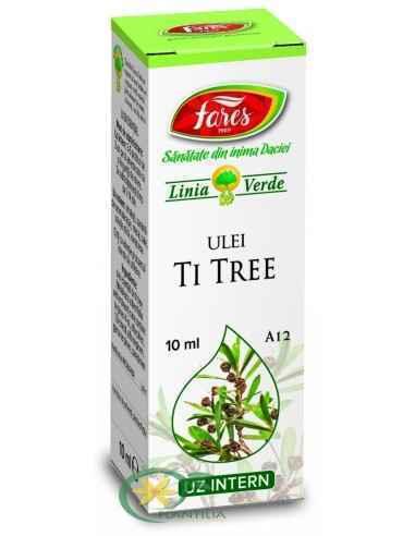 Ulei Esential Ti Tree 10ML Fares