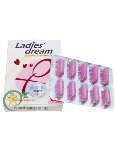 Ladies dream 20 cps Parapharm, Ladies' dream capsule pentru cresterea apetitului sexual feminim ParapharmMod de prezentare: 20 c