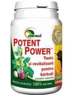 Potent Power Ayurmed 100 tablete