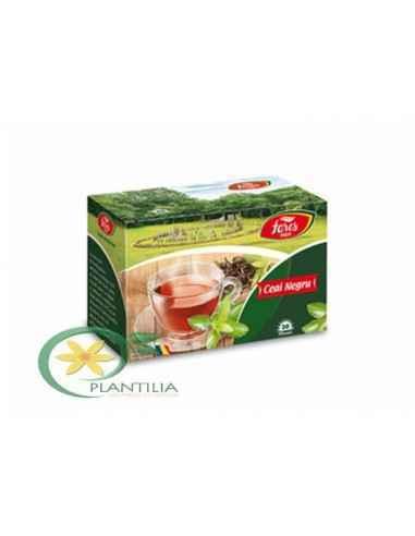 Ceai Negru 20 plicuri Fares Acest produs vă oferă plăcerea gustului autentic al ceaiului negru de bună calitate.