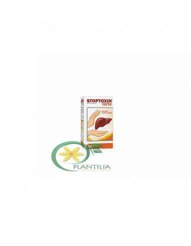 Stoptoxin Forte 30 capsule Fiterman STOPTOXIN forte se recomanda pentru protejarea celulelor hepatice fata de efectul nociv al s