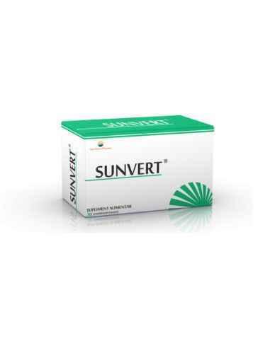 Sunvert 30 cpr Sun Wave Pharma