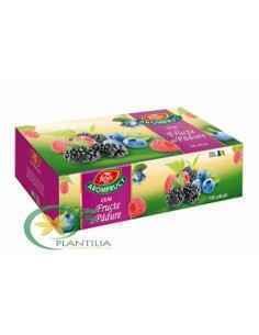 Ceai cu Fructe de Padure 100 plicuri Fares