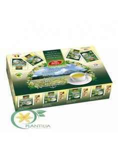 Ceai Plante Asortat 120 plicuri Fares