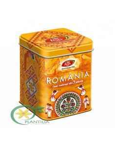 Ceai Suvenir Romania Galben Fares