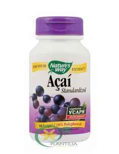 Acai SE 520mg 60cps Nature's Way