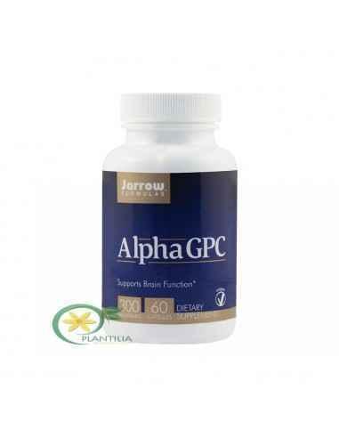 Alpha GPC 300mg 60cps Jarrow Formulas Secom
