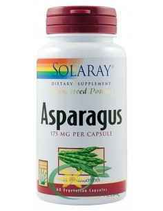 Asparagus (Sparanghel) 60cps Solaray Secom