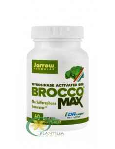BroccoMax 60cps Jarrow Formulas Secom