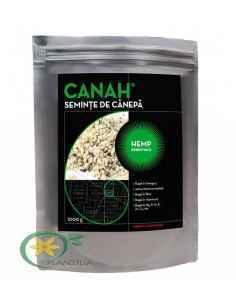 SEMINŢE DE CÂNEPĂ DECORTICATE CANAH HEMP ESSENTIALS 1000 g