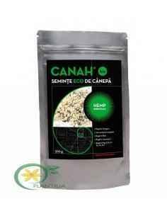 SEMINŢE DE CÂNEPĂ DECORTICATE BIO CANAH HEMP ESSENTIALS 500 g