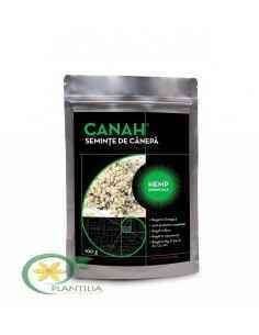 SEMINŢE DE CÂNEPĂ DECORTICATE 100 g CANAH
