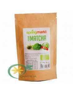 Pudra Matcha Bio 80g Springmarkt