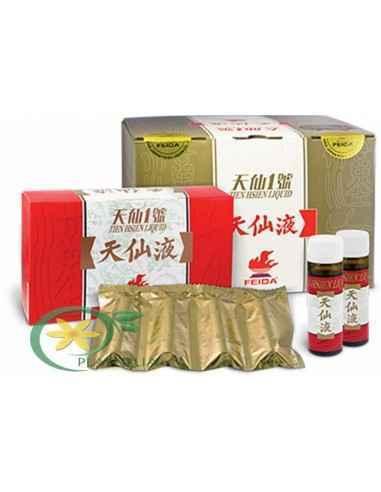 Tien Hsien Liquid 20 Fiole Secom