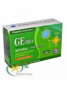 Antioxidant GE132+ Natural 60cps International Health